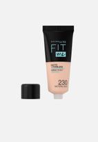 Maybelline - Fit Me® Matte + Poreless Foundation - 230 Natural Buff