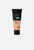 Maybelline - Fit Me® Matte + Poreless Foundation - 238 Rich Tan