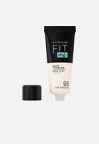Maybelline - Fit Me® Matte + Poreless Foundation - 095 Fair Porcelain