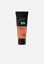 Maybelline - Fit Me® Matte + Poreless Foundation - 358 Latte