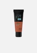 Maybelline - Fit Me® Matte + Poreless Foundation - 359 Nutmeg