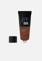 Maybelline - Fit Me® Matte + Poreless Foundation - 376 Cool Java