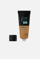 Maybelline - Fit Me® Matte + Poreless Foundation - 346 Honey Bronze