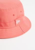 New Era - Bucket hat ne essential bucket New Era - pink