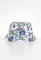 Vans - Delux hankley reversible bucket hat - multi
