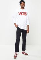 Vans - Vans classic crew ii - white