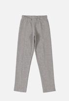 Quimby - Girls sweat legging - grey