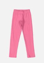 Quimby - Girls sweat legging - pink