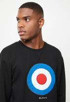 Ben Sherman - Target crew - black