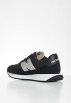 New Balance  - 237 - black (001)