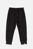 Quimby - Boys sweatpants - black