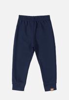 Quimby - Boys sweatpants - navy