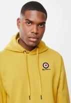 Ben Sherman - Target pullover - mustard
