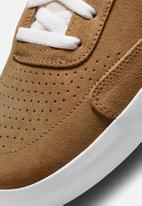 Nike - Sb heritage vulc - flax/college orange-oatmeal-white