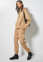Superbalist - Track pants - camel