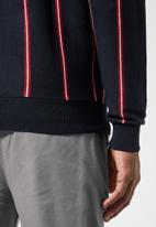 Superbalist - Vertical stripe crew knit - multi