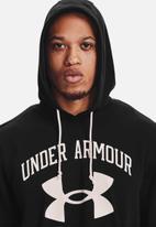 Under Armour - Ua rival terry big logo hd - black / onyx white