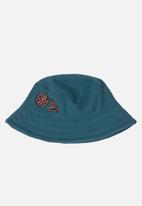 Quimby - Boys bucket hat - teal