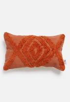 Sixth Floor - Deva cushion cover - coral