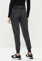 GUESS - Active burnout pants - black