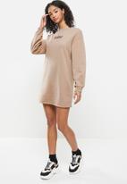 Blake - Sweater dress - mink