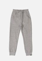 Quimby - Boys joggers - grey