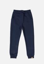 Quimby - Boys joggers - blue