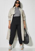 Superbalist - 2 Pack track pants - black & grey