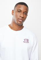 Ben Sherman - B crew - white