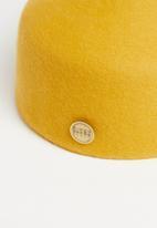Simon & Mary - Classic fez - yellow
