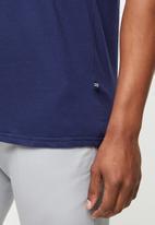 Nautica - Jclass circle short sleeve tee - blue