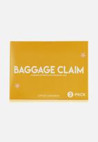 CHICK.cosmetics - Baggage Claim Hydrating Eye Patch - Hyaluronic Acid + Niacinamide