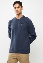 RVCA - Leisure crew sweater - blue