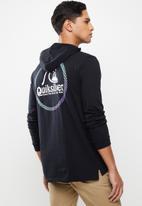 Quiksilver - Bottled up hoodie - black