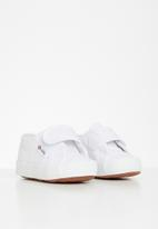 SUPERGA - 2750 baby strap - white