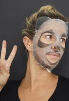 Skin Republic - Purifying Charcoal + Green Tea Panda Face Mask Sheet