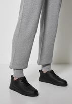 Superbalist - Knitwear jogger - grey melange