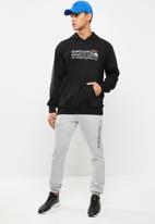 Quiksilver - Stone cold classic hoodie-edc - black