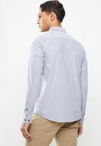 RVCA - Thatll do stretch long sleeve - grey