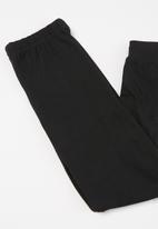 POP CANDY - Long sleeve tee & pants pj set - black