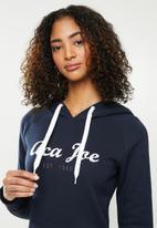 Aca Joe - Aca joe hooded dress - navy