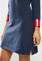 Aca Joe - Long sleeve dress - navy