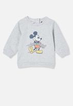 Cotton On - Bobbi sweater lcn - grey