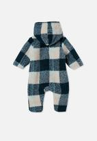 Cotton On - Riley all in one - navy