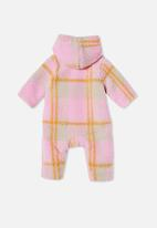 Cotton On - Riley all in one - pink
