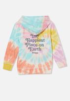 Cotton On - License milo hoodie - multi