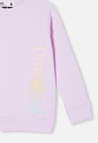 Cotton On - License Mila crew - pale violet
