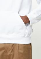 Ben Sherman - Cat pullover - white