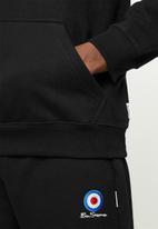 Ben Sherman - Tar pullover top - black