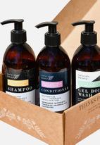 Naturals Beauty - Bathroom Basics Shower Gift Box